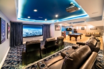 Home Theater View Light