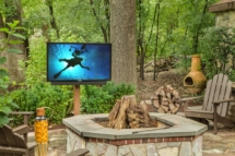Outdoor TV Install 2
